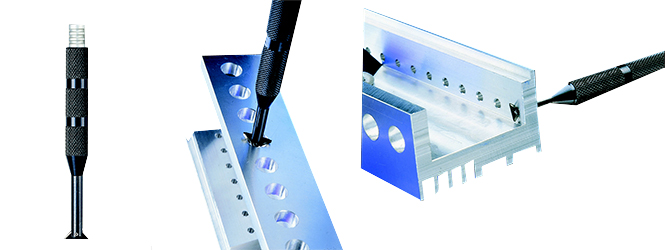 Reversible Countersinks | Special Solutions | SAMTEC