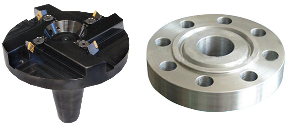 API Ring Grooving Tools For Machining Centres - SAMTEC